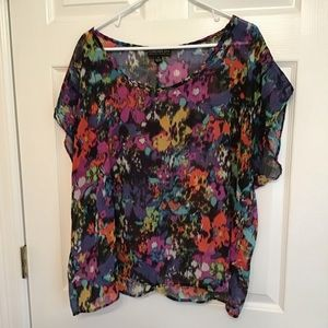 Forever 21 plus size top
